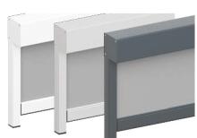 Zip Beaufort : 3 coloris de mécanisme