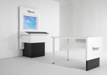 Concept Déco présentoir & table